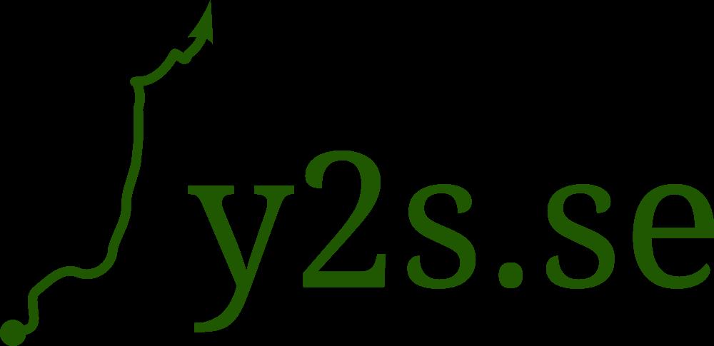 Logotypen för y2s.se